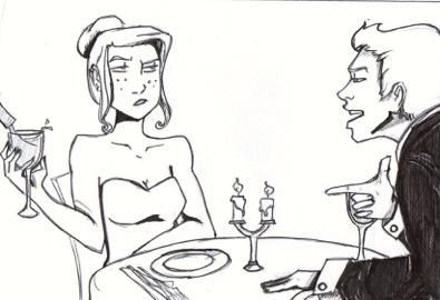 awful date
