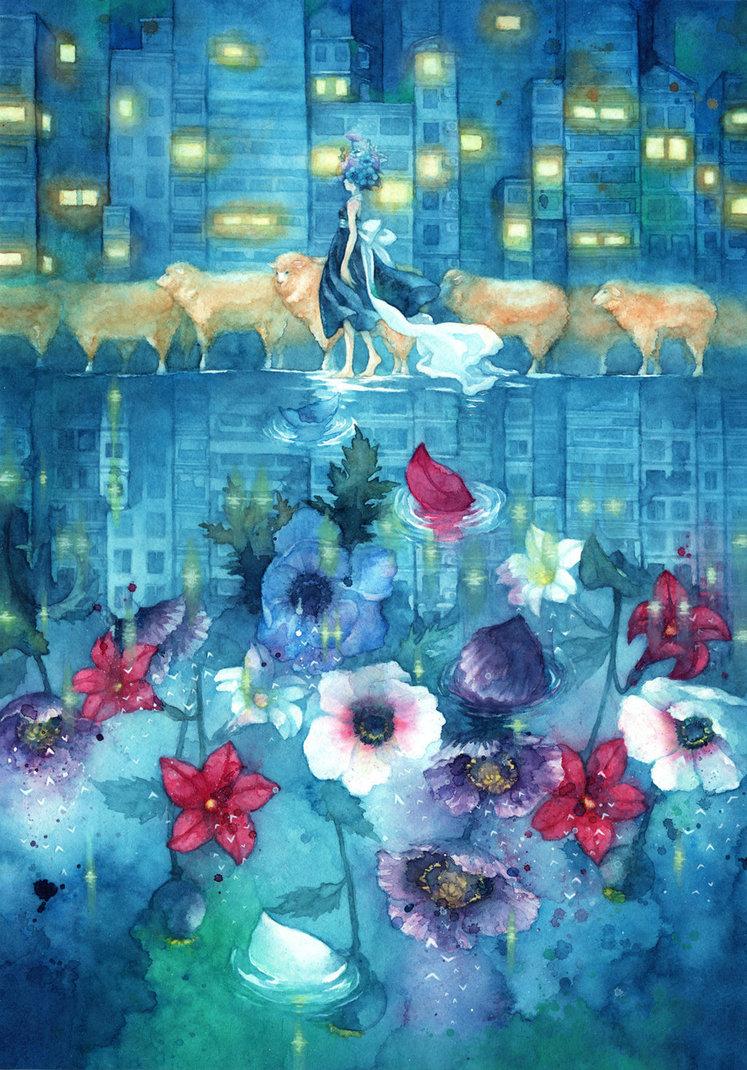 Sleepwalk by syukataupe