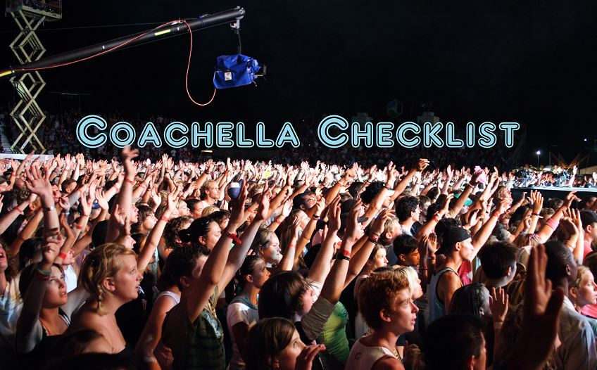 Your Coachella Checklist