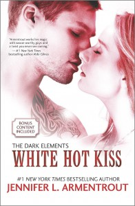 Female Characters in YA Fiction: White Hot Kiss by Jennifer L. Armentrout