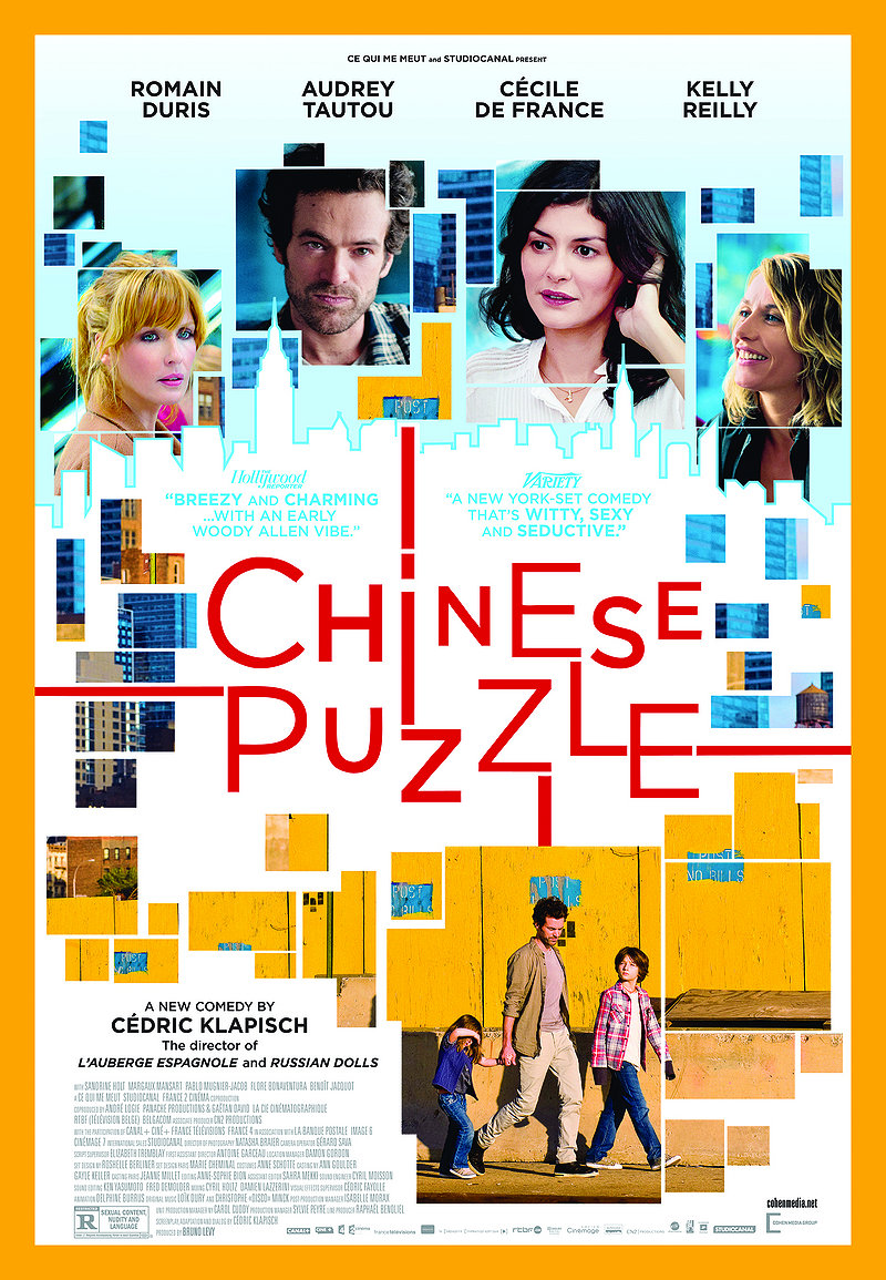 movie review the chinese puzzle. Black Bedroom Furniture Sets. Home Design Ideas