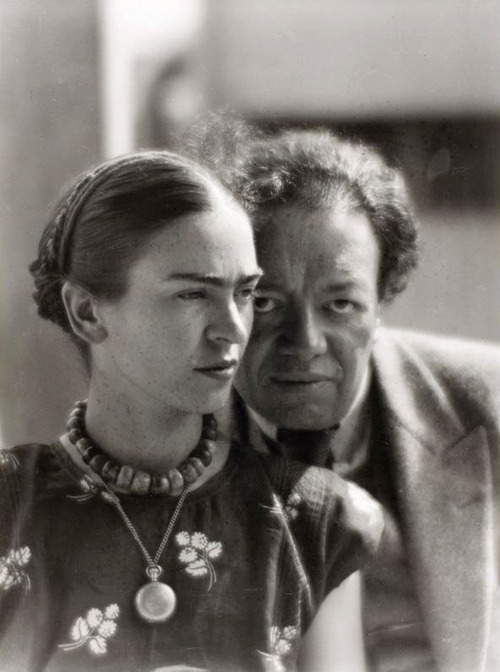 A Blending of Two Artistic Souls: Frida Kahlo and Diego Rivera