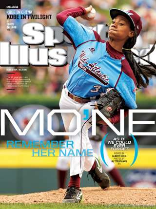 Mo'ne Davis: First Little Leaguer on the Cover of Sports Illustrated
