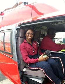 Meet Ola Orekunrin: The Flying Doctor