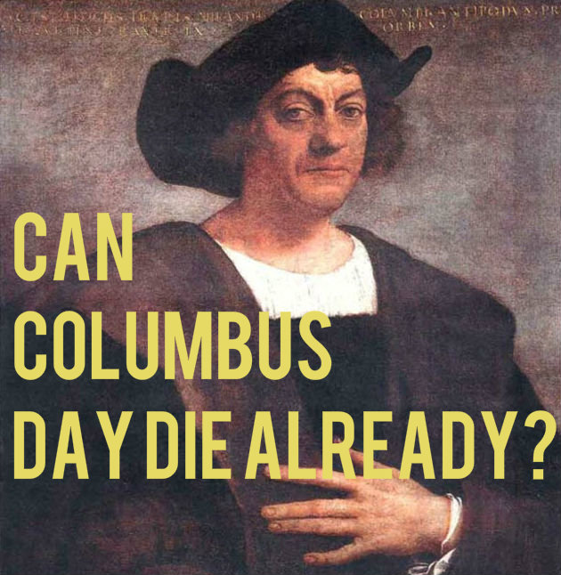 an introduction to the life of chirstopher columbus the man who discovered america We celebrate his life as though he was a man that had a good education and an introduction into whether christopher columbus discovered america.