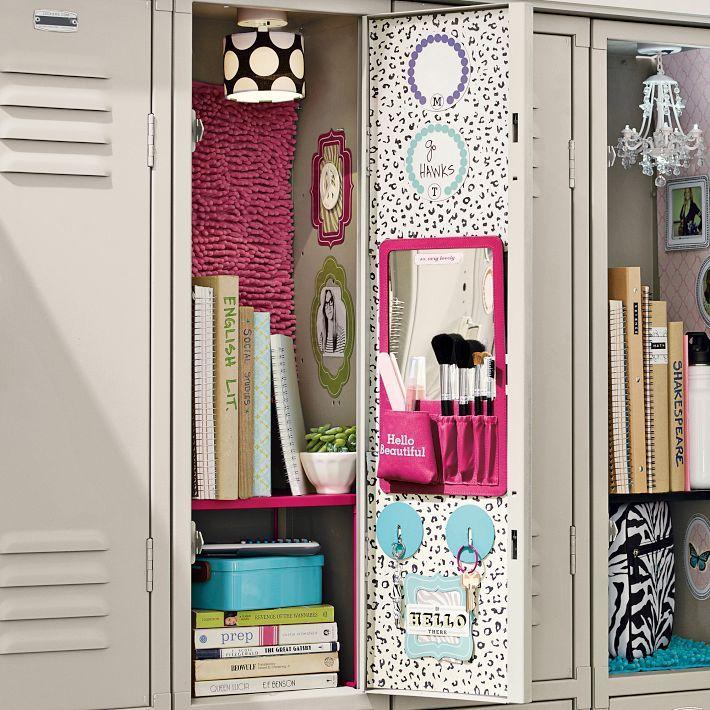 fancy locker