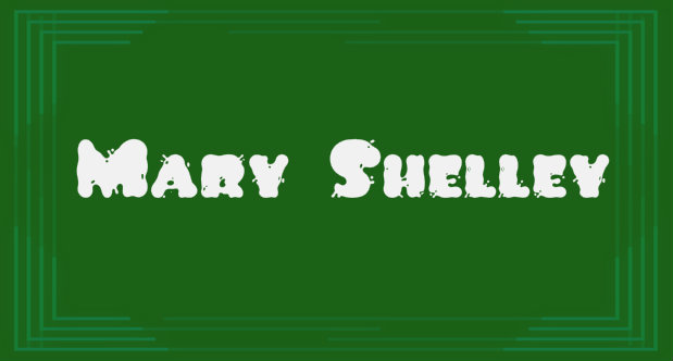 mary shelley background