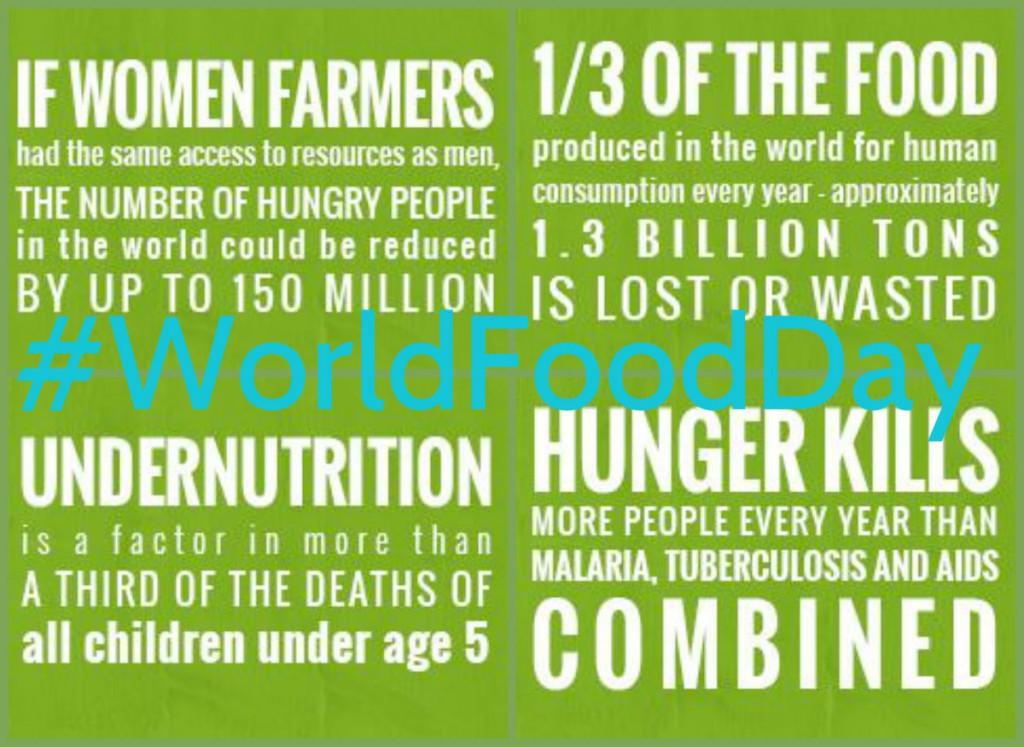Happy World Food Day!