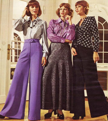 The Style Decades One Word That Says It All