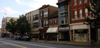 Allentown, PA, downtown