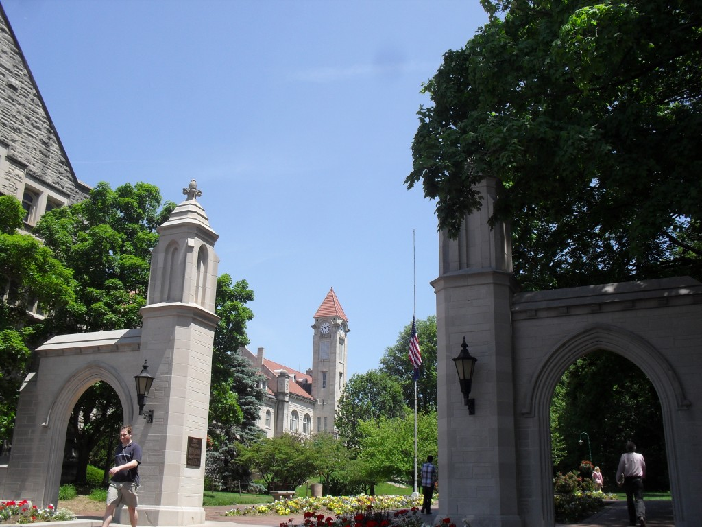 Friday Five: Five Fun Facts About Indiana University