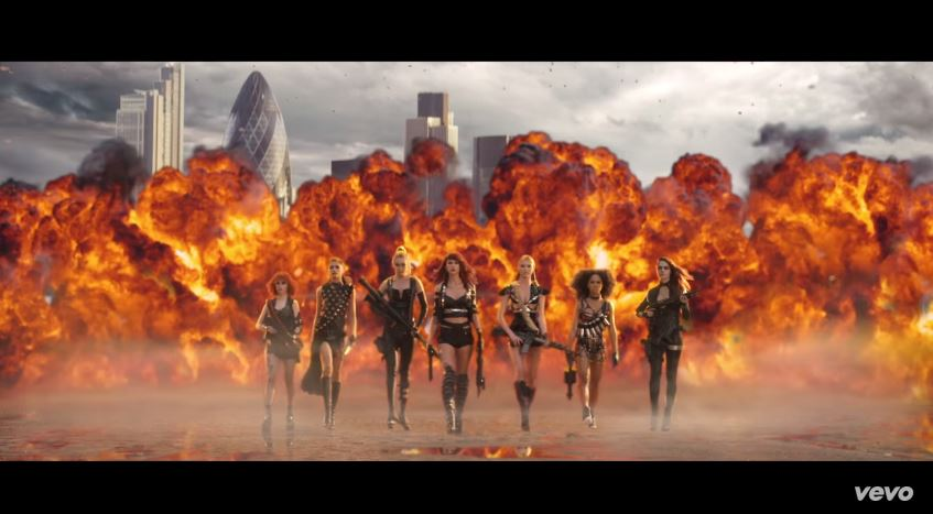 Slapping Patriarchy in the Face: Taylor Swift's Bad Blood ...