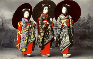 geisha, maiko, geiko, Japan, tradition