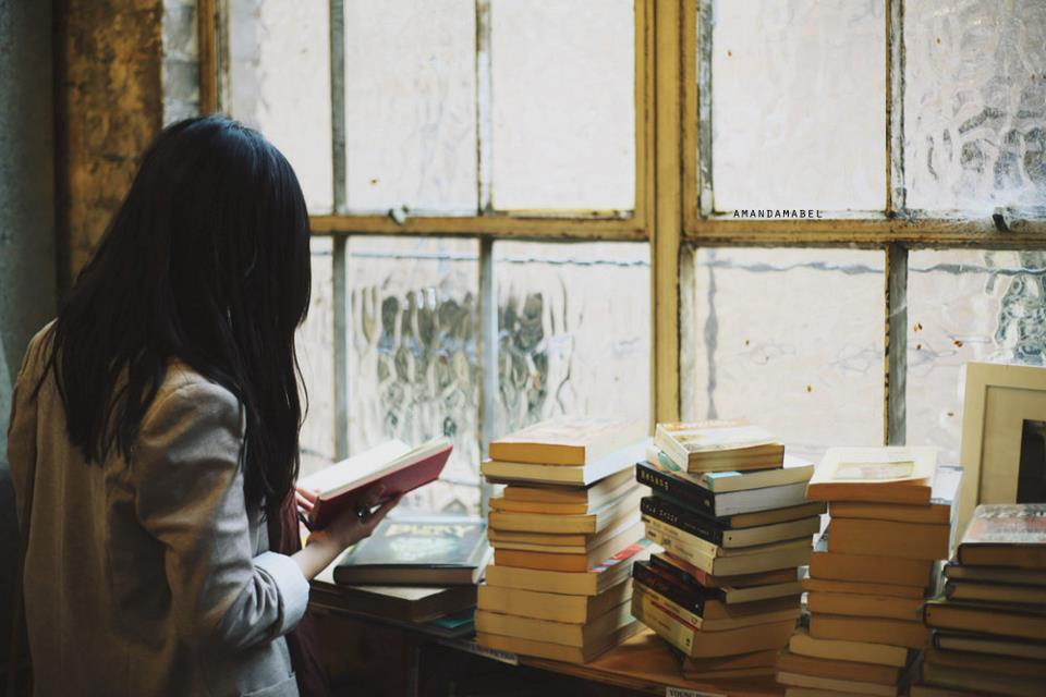 amanda mabel books