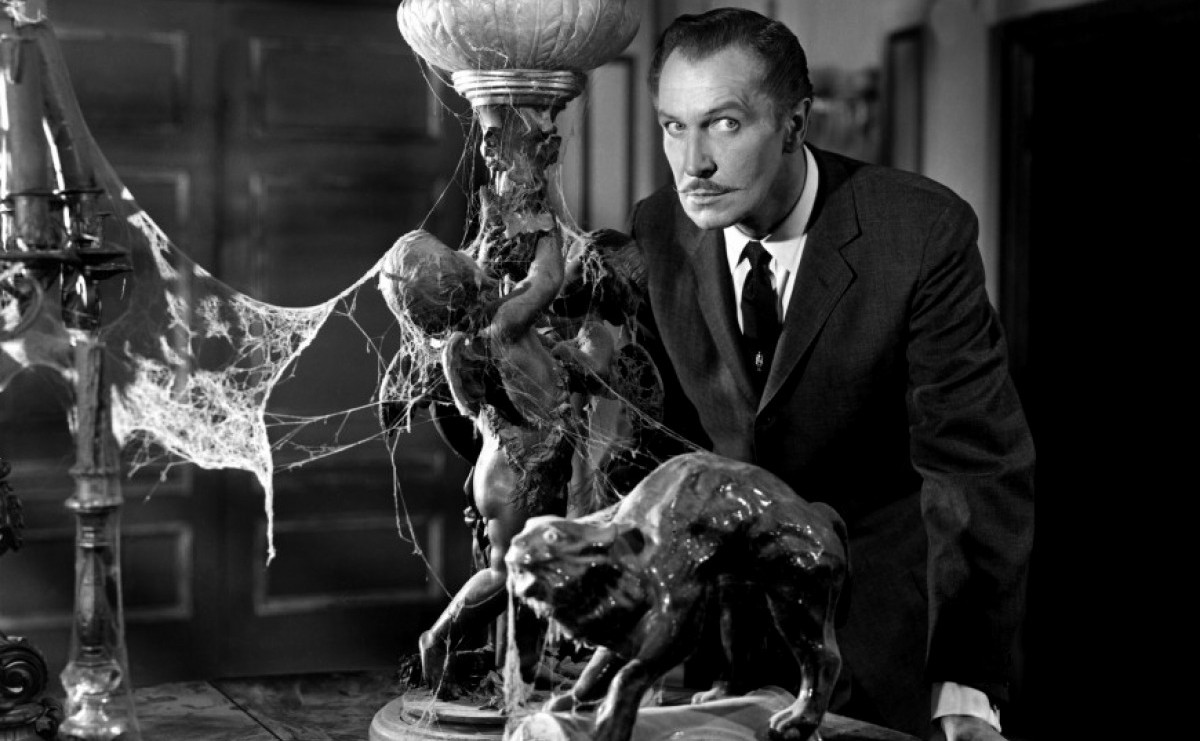 Old Hollywood Spotlight Vincent Price