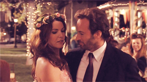luke and lorelai ending relationship