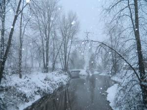 winter and stuff