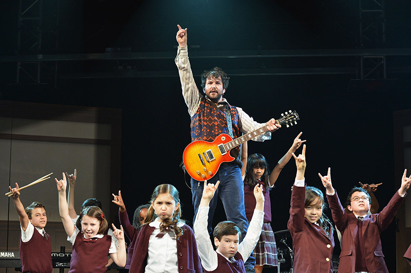 Stick It To The Man The School Of Rock Musical