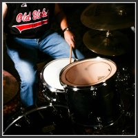 Play in a band as a drummer or vocalist