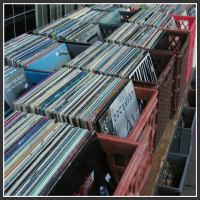 I want to own a vinyl collection