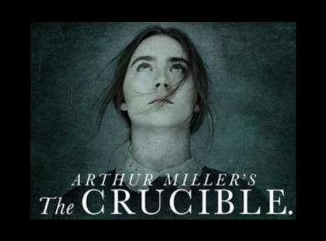 the crucible by arthur miller. essay