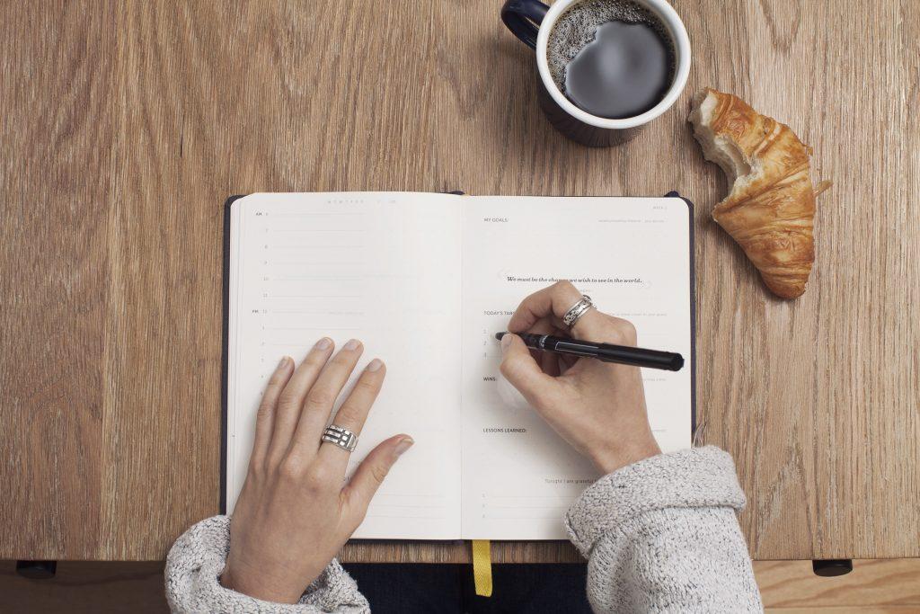 write homework hands coffee writing