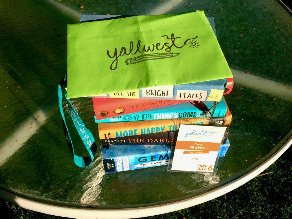 yallwest books