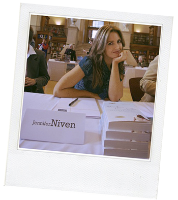 Jennifer Niven Archives